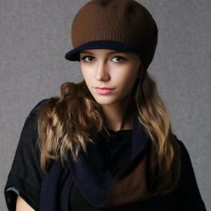 秋冬新品カシミヤレディースマフラー+手袋+帽子セット