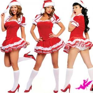 サンタクロース衣装 コスプレ コスチューム クリスマス衣装