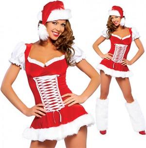 クリスマス衣装 クリスマスファッション 演出服