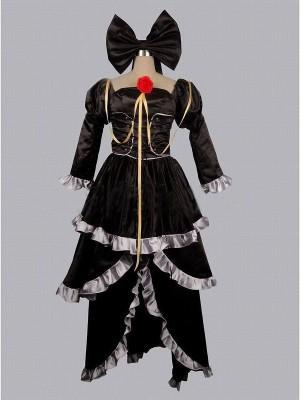 VOCALOID鏡音レンコスプレ衣装 IMITATION-BLACKドレス