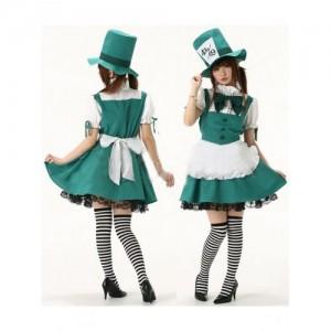 Cosplay不思議の国のアリス 帽子屋 コスプレ衣装