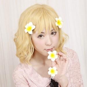 花咲くいろは 松前緒花(まつまえ おはな) ウィッグ コスプレ