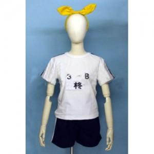 Cosplayらき☆すた 体操着風コスプレ衣装