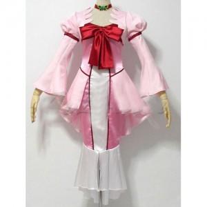 コードギアス反逆のルルーシュR2 ナナリー皇女ドレス風コスプレ衣装
