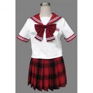 可愛い高校女子制服 コスチューム セーラー服衣装