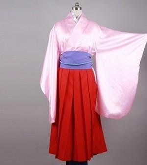 サクラ大戦 真宮寺桜 コスプレ衣装