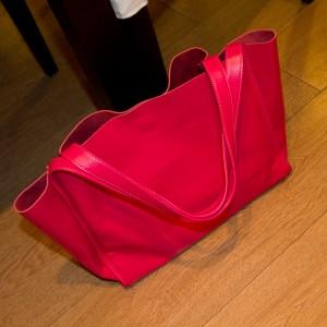 2013秋冬新作欧米 牛革 本革 シンプル ファッション ハンドバッグ ショルダーバッグ ワイン