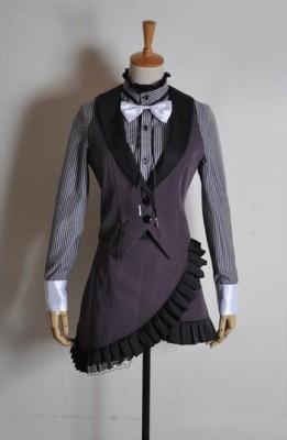VOCALOID 『Deadline Circus』デッドラインサーカス グミ/GUMI コスプレ衣装