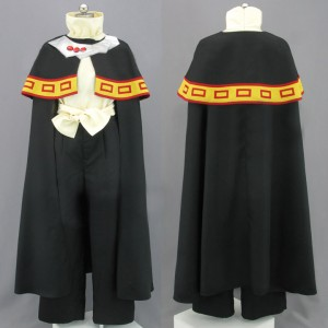 スレイヤーズ -神官と将軍の両方の力を一人で保持するゼロス コスプレ衣装