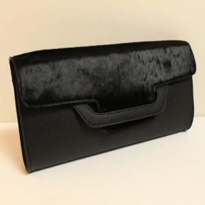 2013 ファッション新作欧米 トラッド 本革ブラック チャ―ンハンドバッグ 女 ハンドバッグ ショルダーバッグ