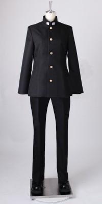 人気なアニメ 黒子のバスケ 緑間真太郎 秀徳高校制服 コスプレ衣装