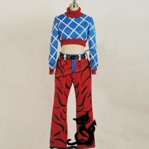 ジョジョの奇妙な冒険 葛德・米斯達 風 コスプレ衣装