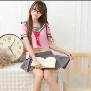 日本高校制服 セーラー服 パーティー クイーンドレス イブニングドレス