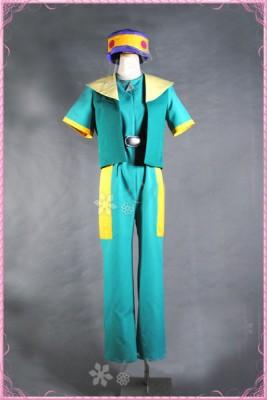 【送料無料】ポケモンリーグ ヒロシの衣装
