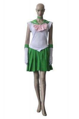 Cosplay美少女戦士セーラームーン セーラージュピター 木野 まこと コスプレ衣装
