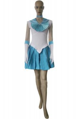 Cosplay美少女戦士セーラームーン セーラーマーキュリー エイミーアンダーソン コスプレ衣装