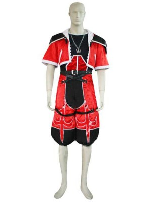 Cosplayキングダム ハーツ2  ソラ コスプレ衣装