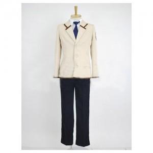 AngelBeats! 死んだ世界戦線風男子制服 コスプレ衣装