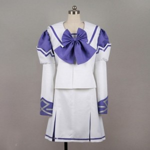 君が望む永遠 白陵大付属柊学園夏服 速瀬水月 コスプレ衣装