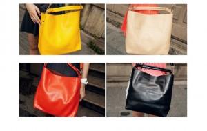 2013新作 韓国派通勤 ファッション 本革 女 かごバッグショルダーバッグ 女 ファッション