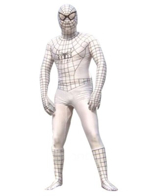 スパンデックス ユニセックス スパイダー・マン 全身タイツ衣装