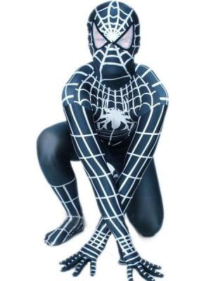 ライクラ スパンデックス スパイダーマン 全身タイツ衣装