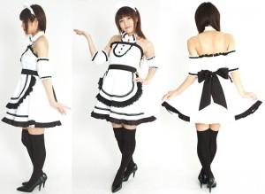 メイドドレス メイドワンピース コスプレ衣装