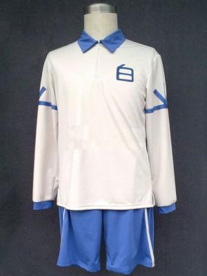 白恋中学校 夏のサッカー服 イナズマイレブンコスプレ衣装