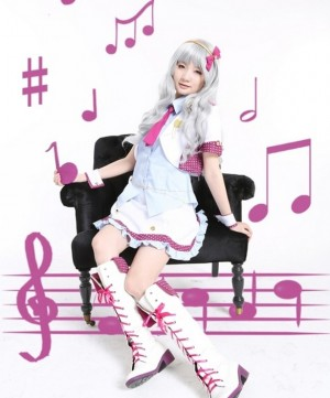 アイドルマスターTHE IDOLM@STER 四条貴音 コスプレ衣装