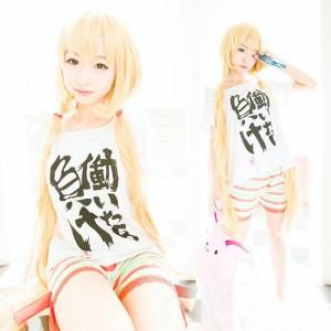 アイドルマスター シンデレラガールズ 双葉杏(ふたばあんず) コスプレ衣装