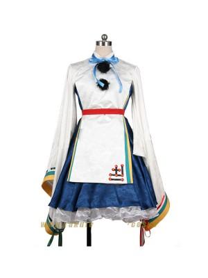 東方Project 東方神霊廟 物部布都(もののべ の ふと)コスプレ衣装