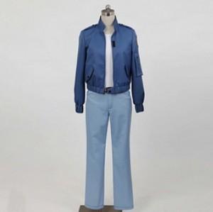 TIGER & BUNNY スカイハイ(Sky High) / キース・グッドマン(Keith Goodman) ポセイドンライン コスプレ衣装