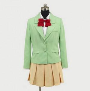 会長はメイド様! 花園さくら(はなぞのさくら) 女性制服 コスプレ衣装