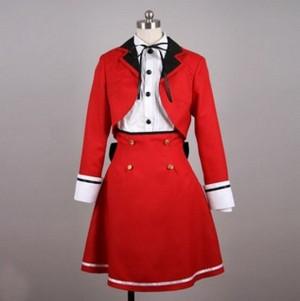 迷い猫オーバーラン! 都築巧(つづきたくみ) 私立梅ノ森学園 女子制服 コート付け コスプレ衣装