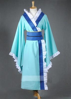 コスプレ衣装《XXXHOLIC》壱原侑子(いちはら ゆうこ)風コスチューム 和服