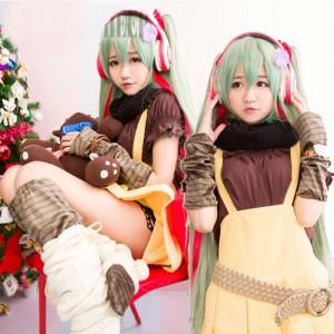 V家 Vocaloid   東京テディベア 初音ミク/初音MIKU   コスプレ衣装 /変装