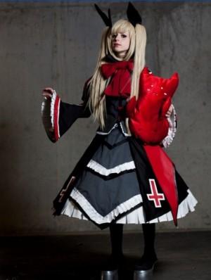 BLAZBLUE(ブレイブルー) レイチェル=アルカード コスプレ衣装