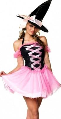 ランジェリー セクシー 魔女 ハロウィンコスチューム衣装
