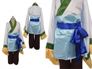 鬼灯の冷徹 鬼灯和服 白澤(はくたく)風 コスプレ衣装 コスチューム