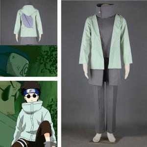NARUTO -ナルト- 油女シノ(あぶらめ シノ) コスプレ衣装