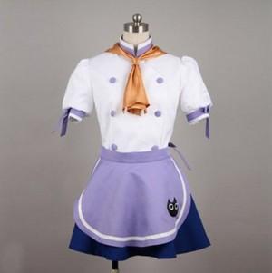 迷い猫オーバーラン! 都築乙女(つづきおとめ) 洋菓子店「ストレイキャッツ」 女子制服 コスプレ衣装