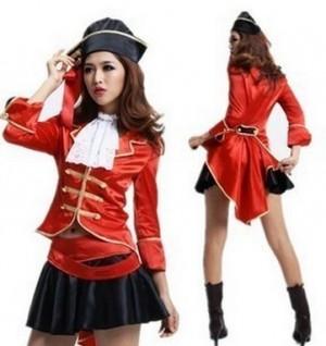 クリスマス衣装 ハロウィン 海賊 コスチューム