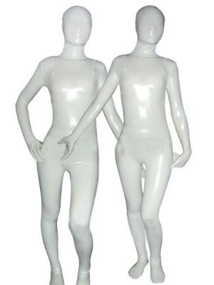 スパンデックスゼンタイフェア 全身タイツ 白衣装