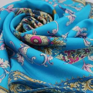 ストール スカーフ 団扇柄 大人気