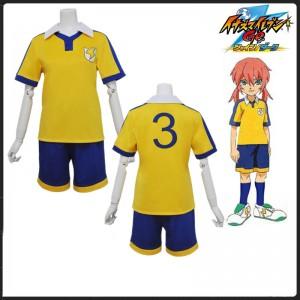 イナズマイレブン 霧野蘭丸(きりの らんまる) スポーツウェア コスプレ衣装