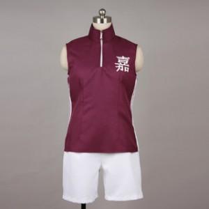 テニスの王子様 比嘉中ジャージ 夏服 コスプレ衣装