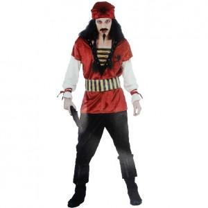 ハロウィン 仮面舞踏会 海賊仮装 カリビアンの海賊 キャプテン ハロウィーン衣装