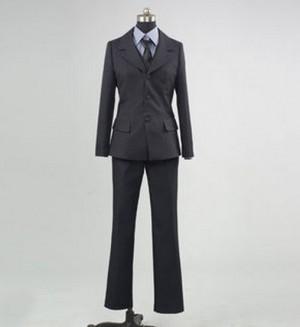 Fate/Zero セイバー(Saber) 黒風 スーツ コスプレ衣装