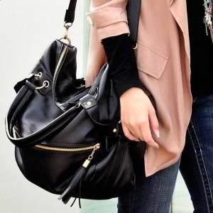 欧米ファッション ハンドバッグ ショルダーバッグ 肩がけ トートバッグ 2013新作 韓国派 海外レディース 本革 特価ファッション