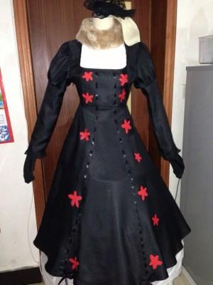 ヘタリアAxis Powers  にょたりあ ロシア娘 コスプレ衣装 コスチューム アーニャ・ブラギンスカヤ
